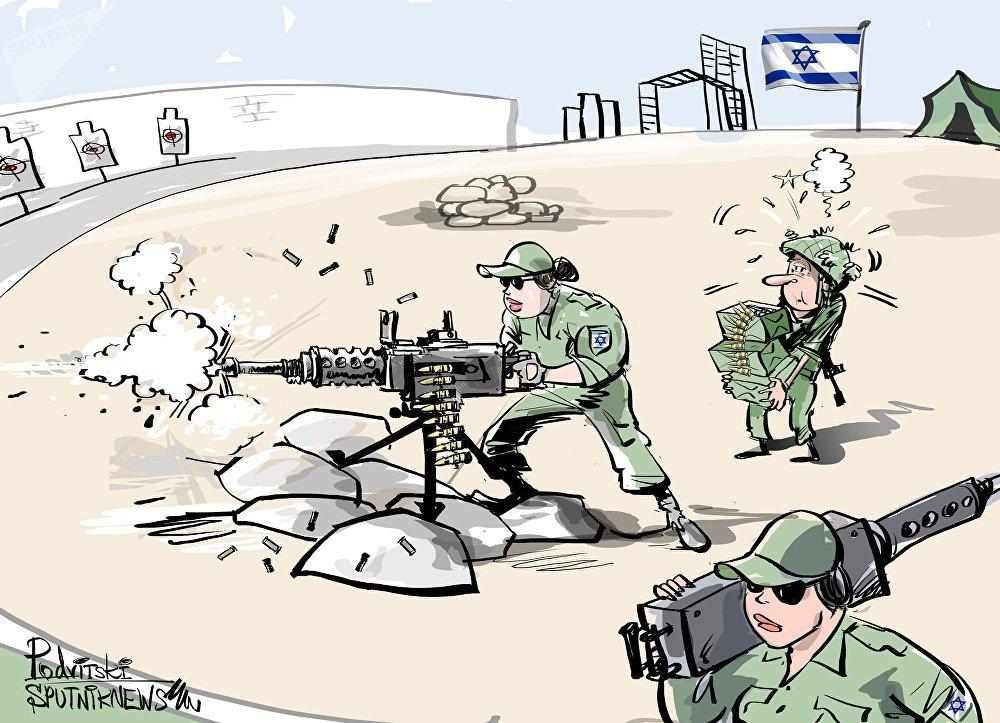 Un nombre record de jeunes femmes conscrites dans l'armée israélienne