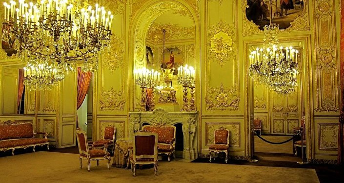 Hôtel de Lassay à Paris