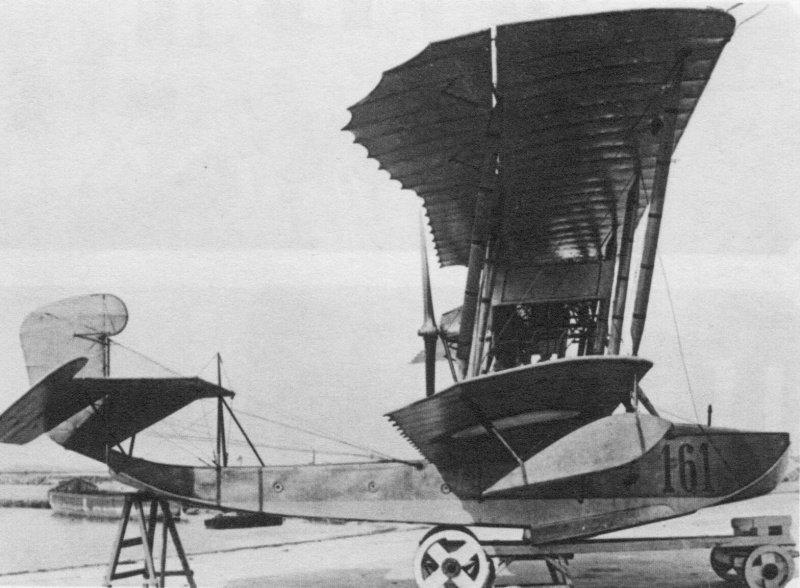 Hydravion Grigorovich M-9