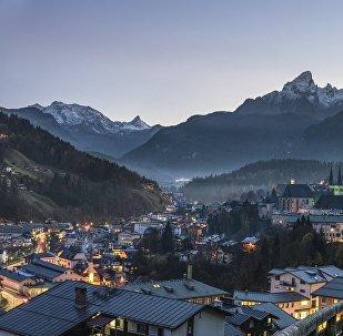 Alpes. Image d'illustration