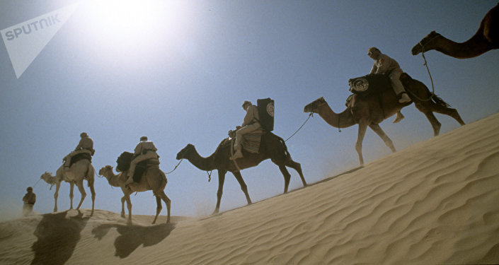 Le Sahara occidental