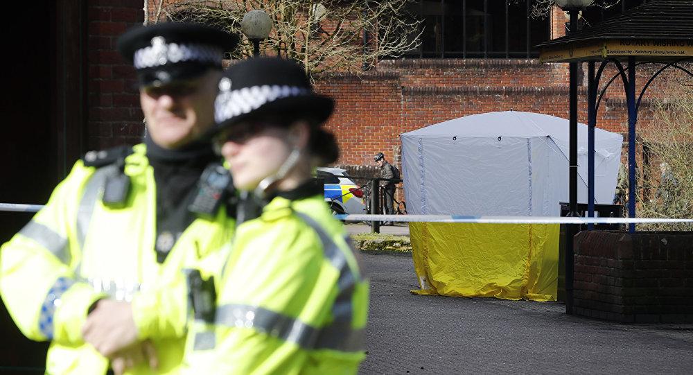 Siergiej Skripal wraz z córką zostali znalezieni 4 marca nieprzytomni na ławce w Salisbury.