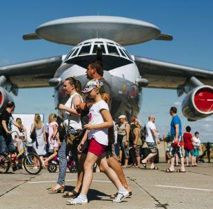 Le festival militaro-patriotique Ciel ouvert à Ivanovo
