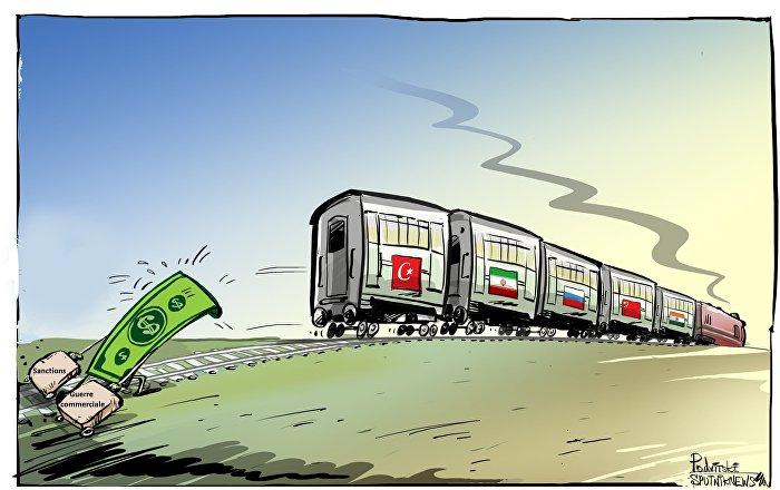 Passer aux devises nationales pour les transactions de pétrole