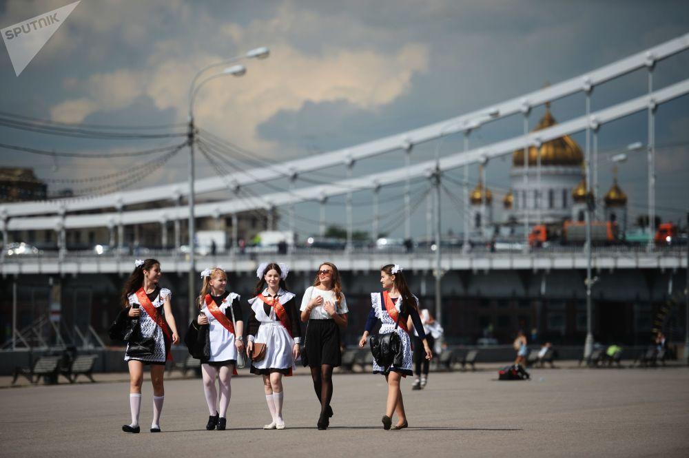 Relaxation et divertissements: le parc Gorki à Moscou fête ses 90 ans