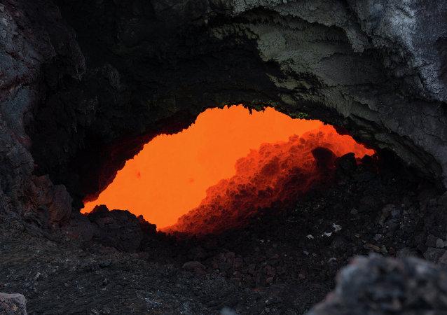 Eruption à  Kuchinoerabu-jima (archives)