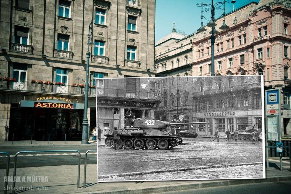 Budapest: fenêtre sur le passé