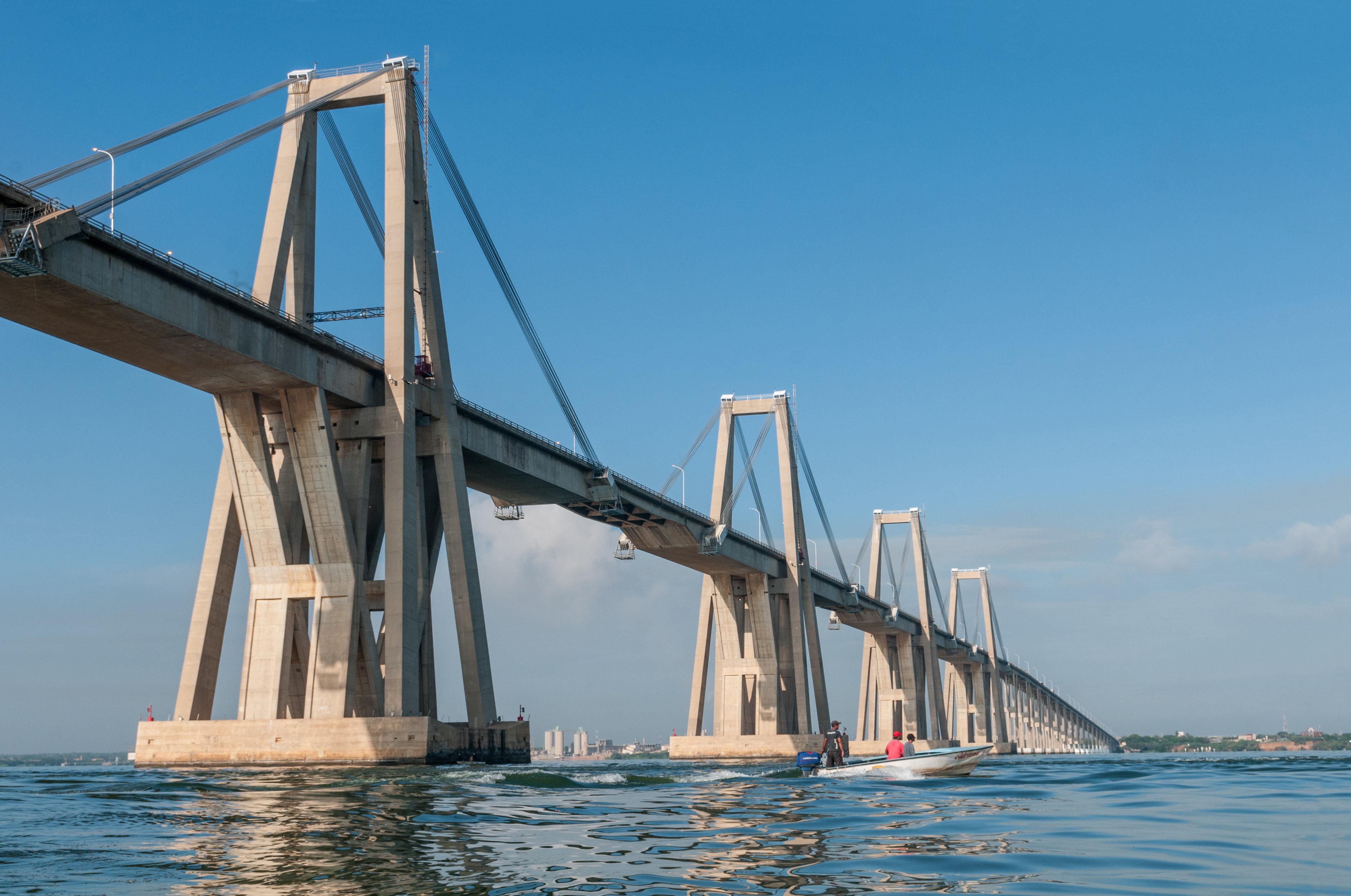 Pont du Général-Rafael-Urdaneta au Venezuela