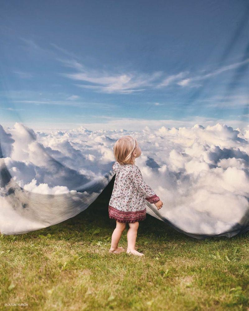 Le monde onirique des photos de Platon Yurich