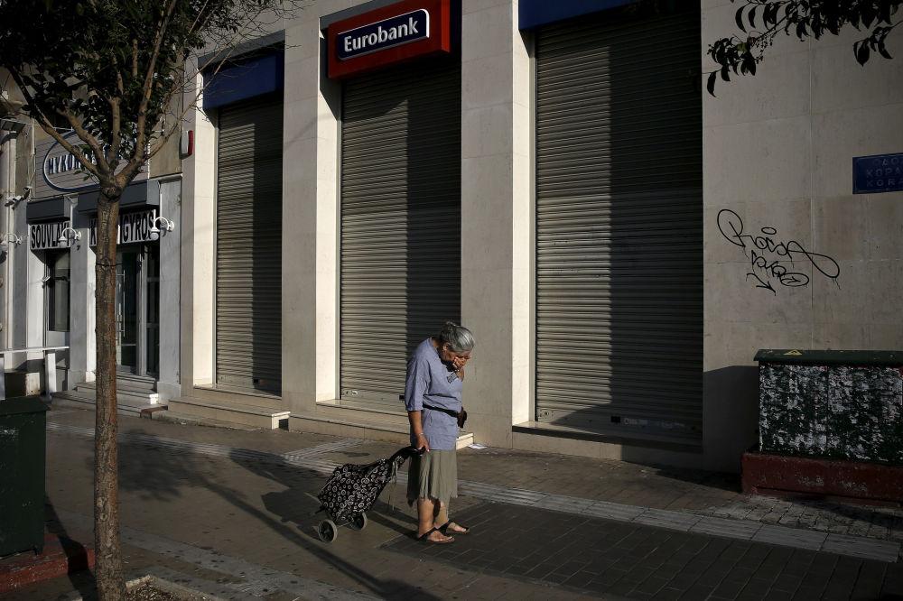 Grèce: huit ans de crise et de combat