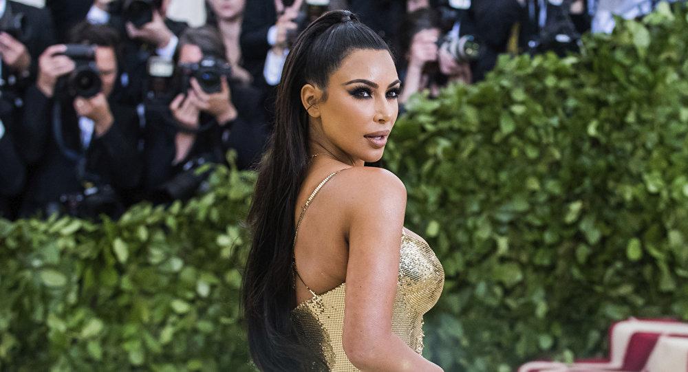 Kim Kardashian (Archivbild)
