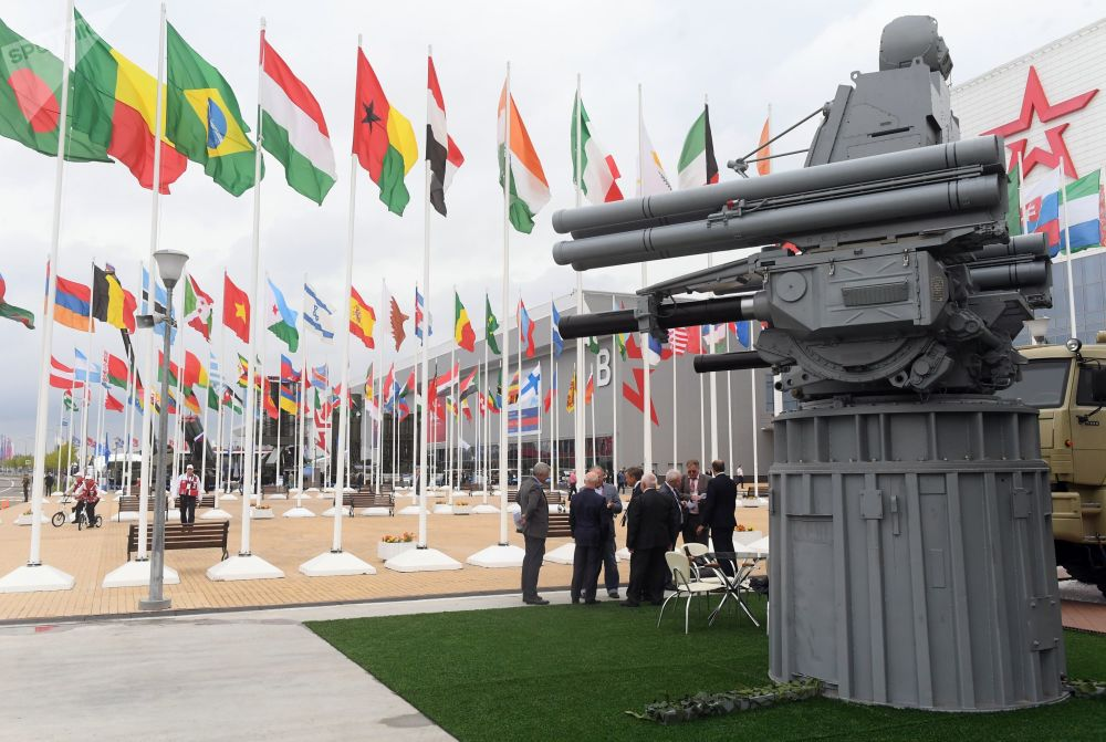Le 4e Forum international militaro-technique Armée 2018 ouvre ses portes