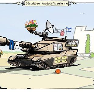 Sécurité renforcée à l'israélienne