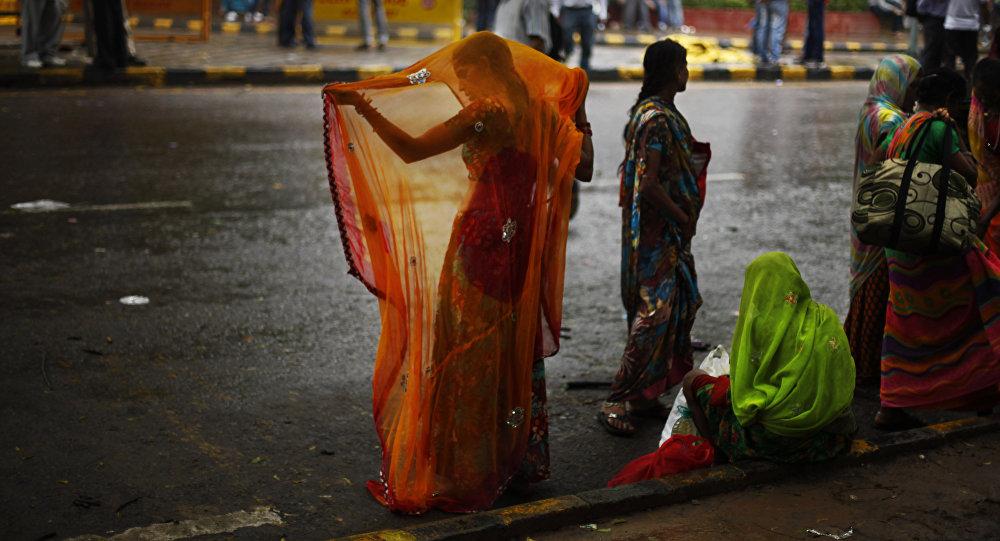 Une Indienne (Image d'illustration)