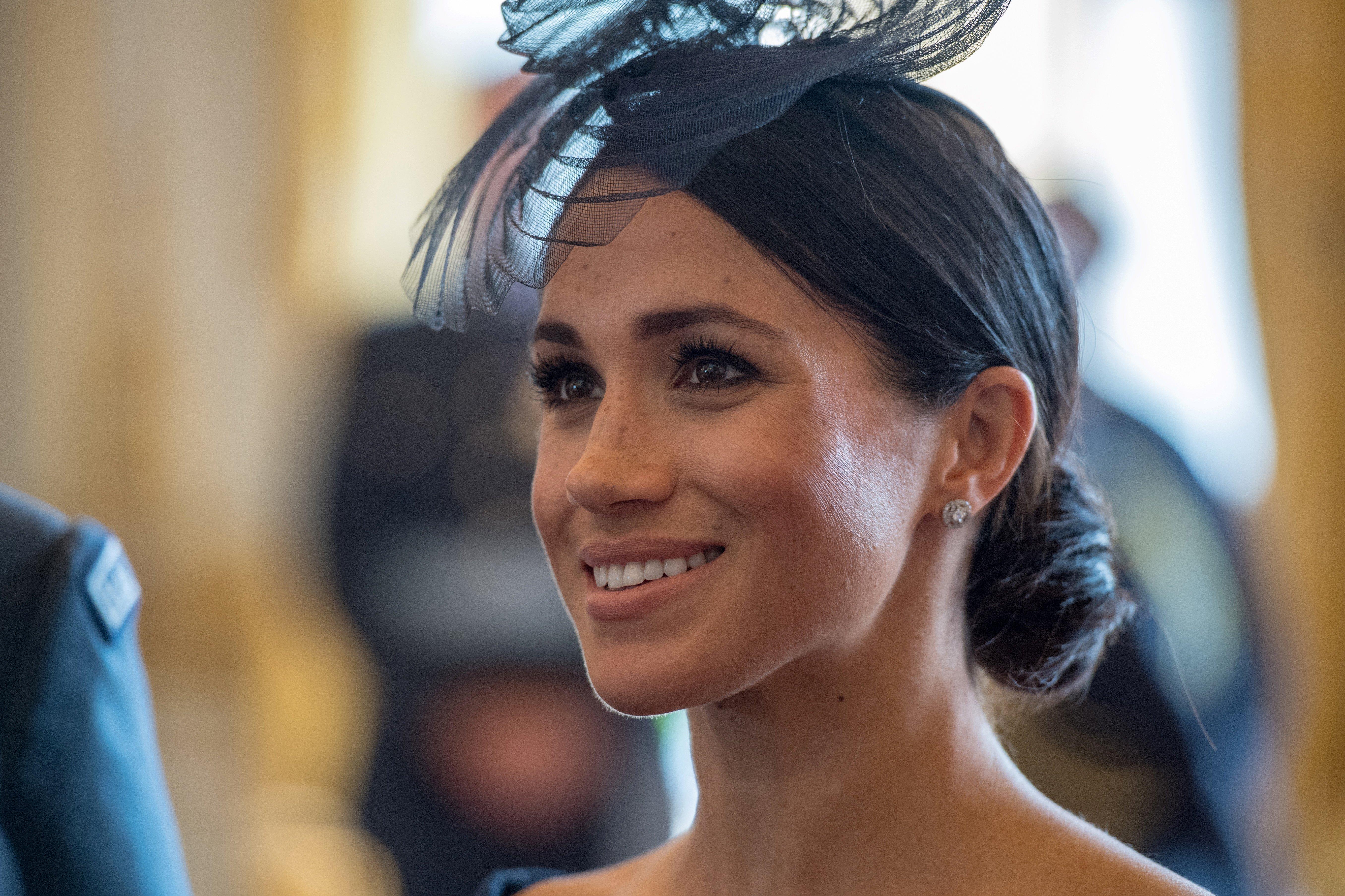 Meghan, la duchesse de Sussex