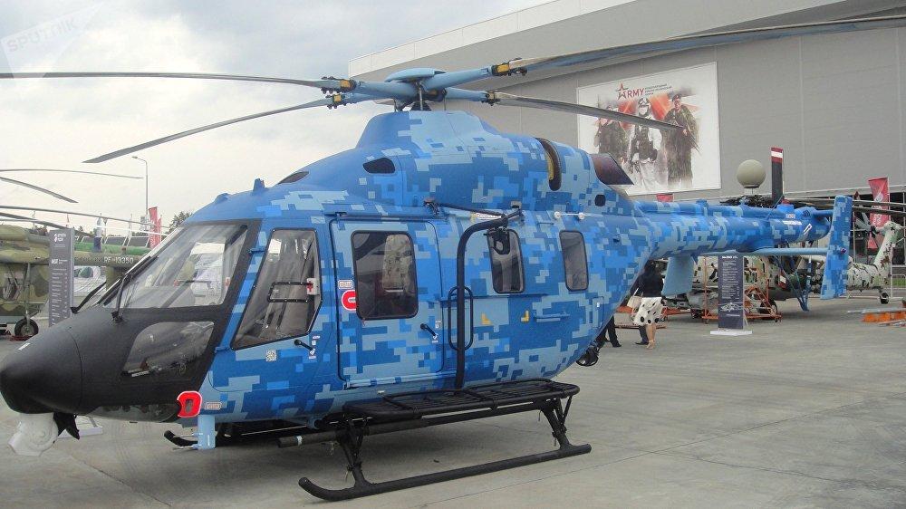 Hélicoptère Ansat