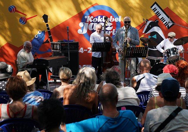 Koktebel Jazz Party 2018
