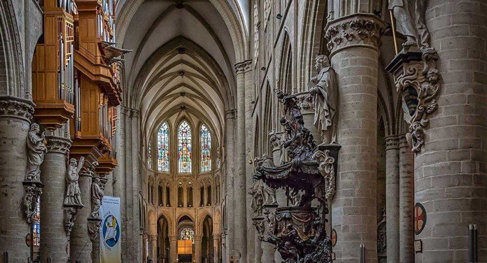 Cathédrale Saints-Michel-et-Gudule de Bruxelles