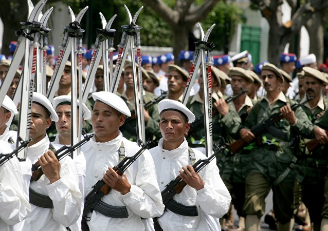militaires marocains
