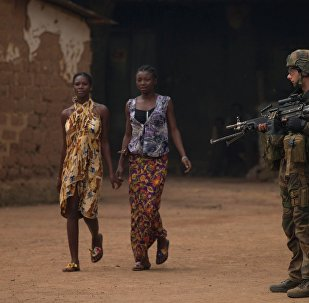 République centrafricaine. Photo d'archive