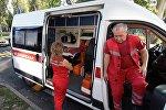 Ambulance de Donetsk