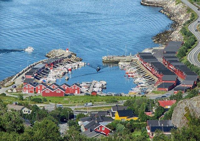 Bodo, Norvège