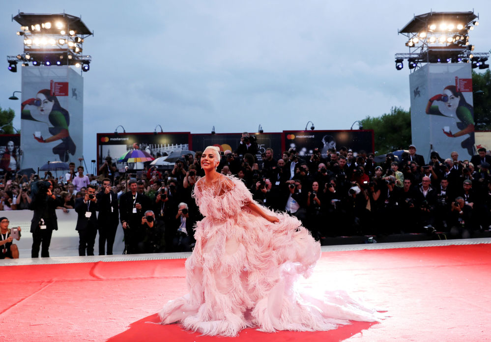 La Mostra de Venise 2018: les robes des stars