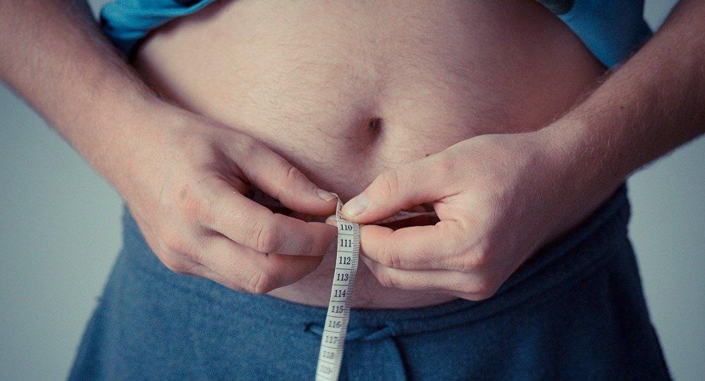 L'obésité (image d'illustration)