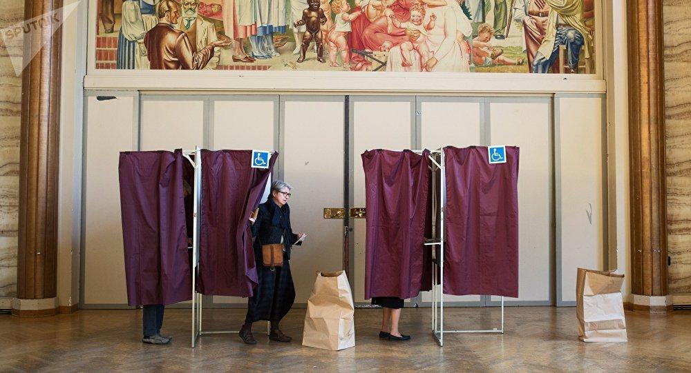 Les élections en France