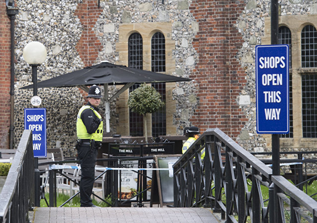 Un pub de Salisbury où des traces de poison ont été découvertes