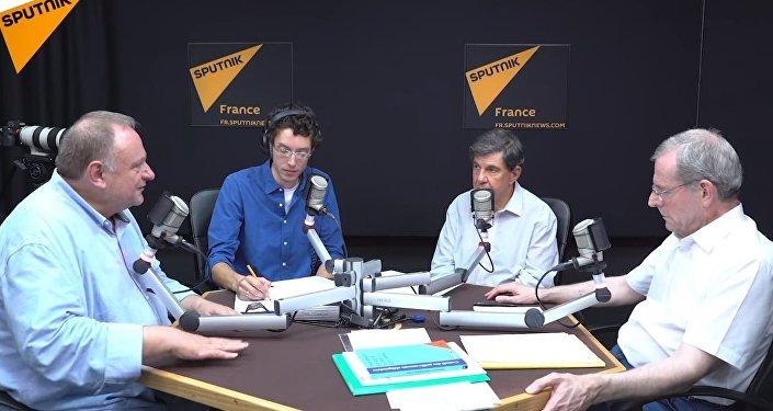 Le fiscaliste Marc Wolf et l'économiste Jean-Marc Daniel sont les invités des Chroniques de Jacques Sapir