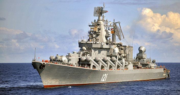 croiseur Moskva