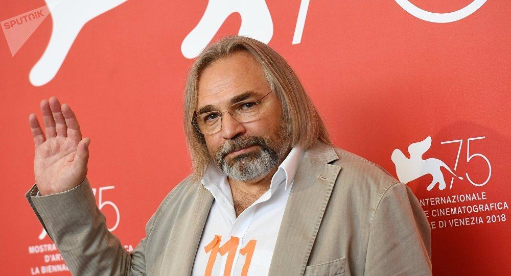 Le documentariste russe Viktor Kossakovski