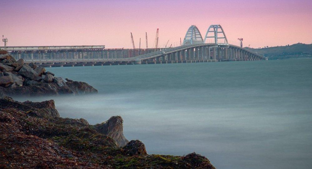 le pont de Crimée (image d'archive)