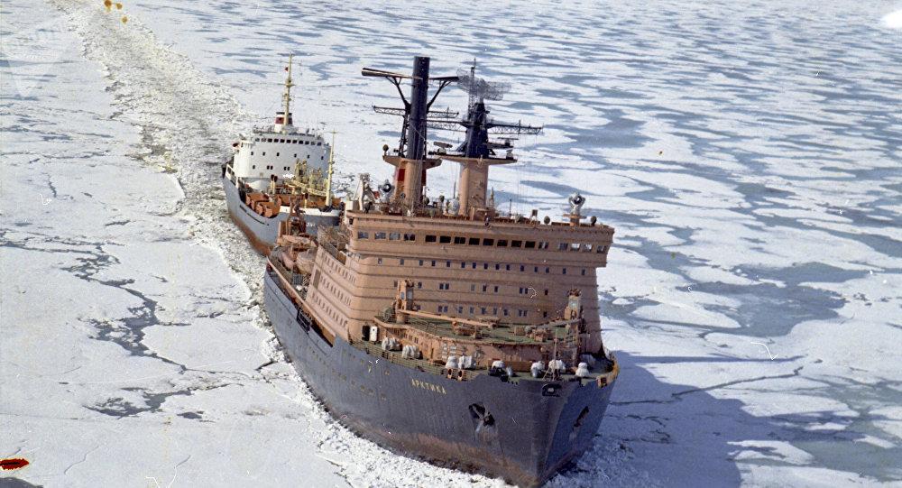 La route maritime du Nord
