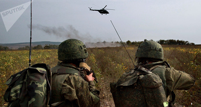 Manœuvres militaires