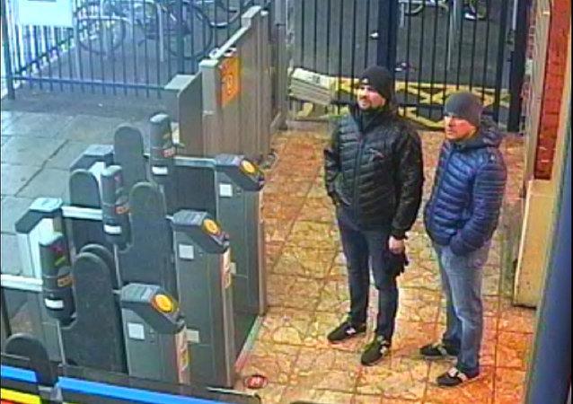 Alexandre Petrov et Rouslan Bochirov