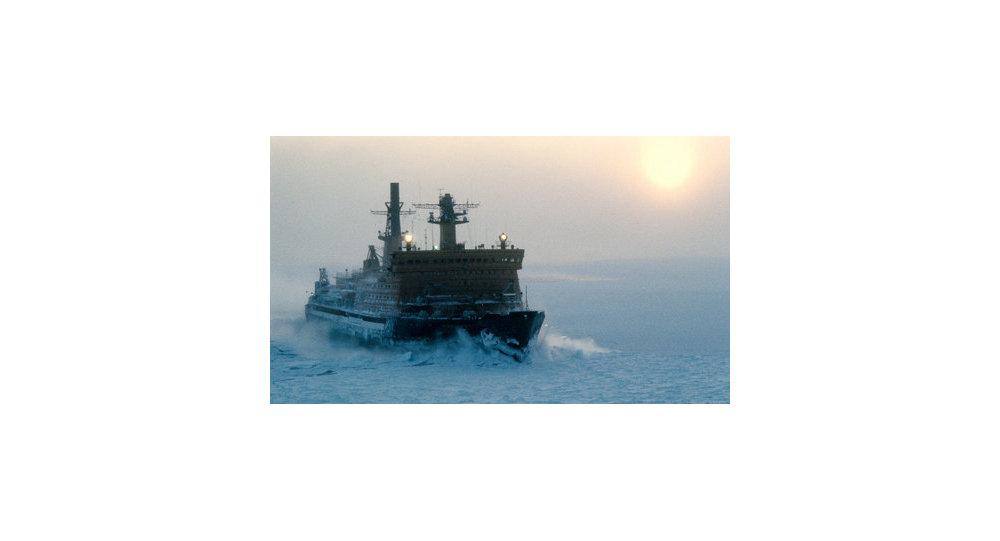 La flotte de brise-glaces : gage de la puissance russe dans l'Arctique