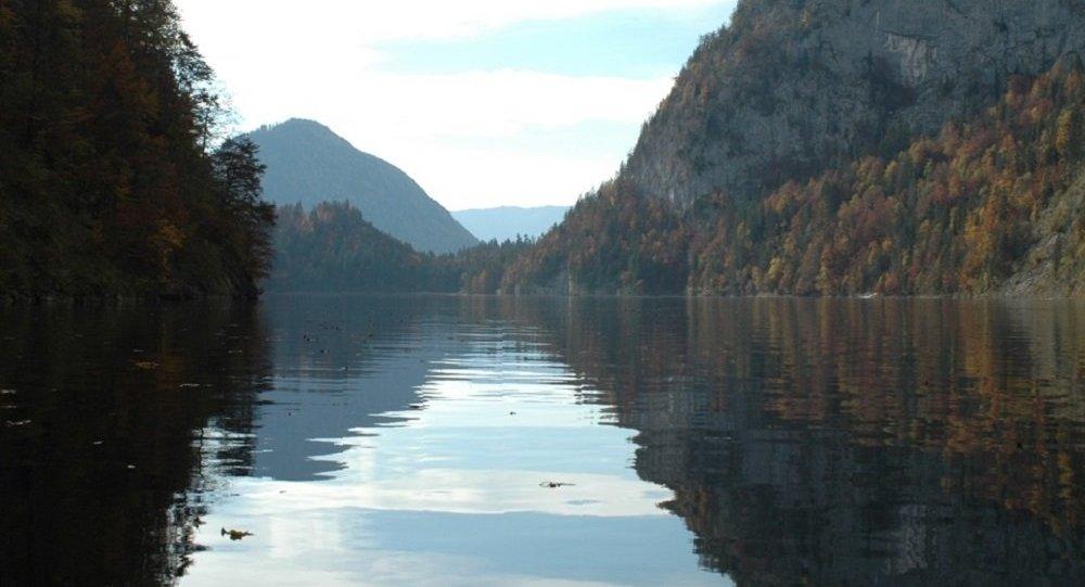 Lac Toplitz, Autriche
