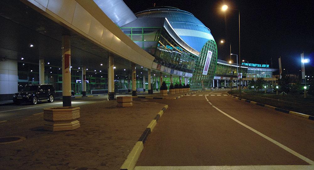 Aéroport d'Astana
