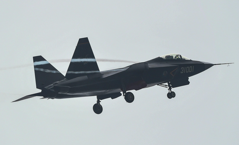 Le Shenyang J-31