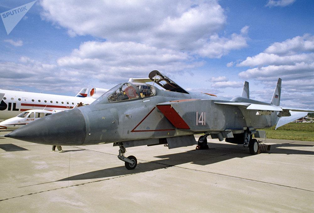 Le Yak-141