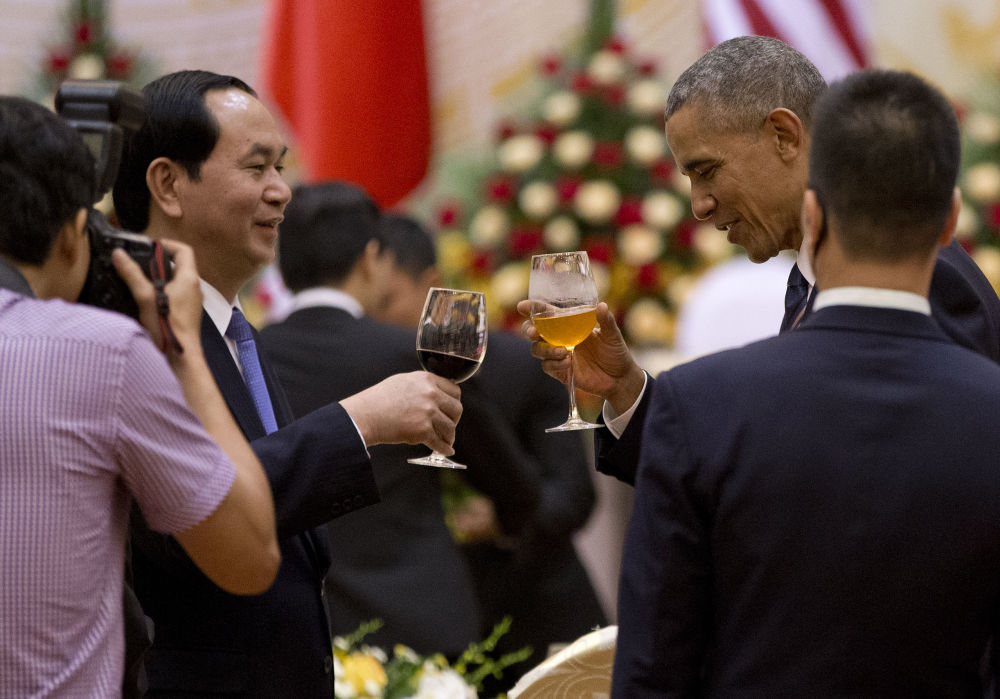 Le Président vietnamien Tran Dai Quang est décédé