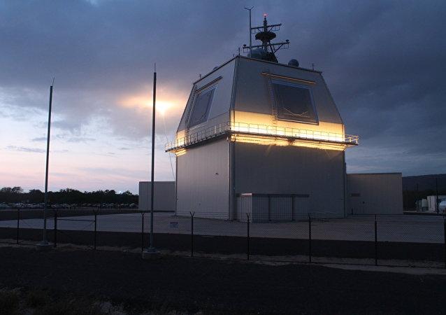 Système antimissile américain Aegis Ashore