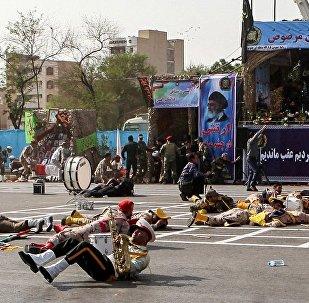 attentat à Ahvaz