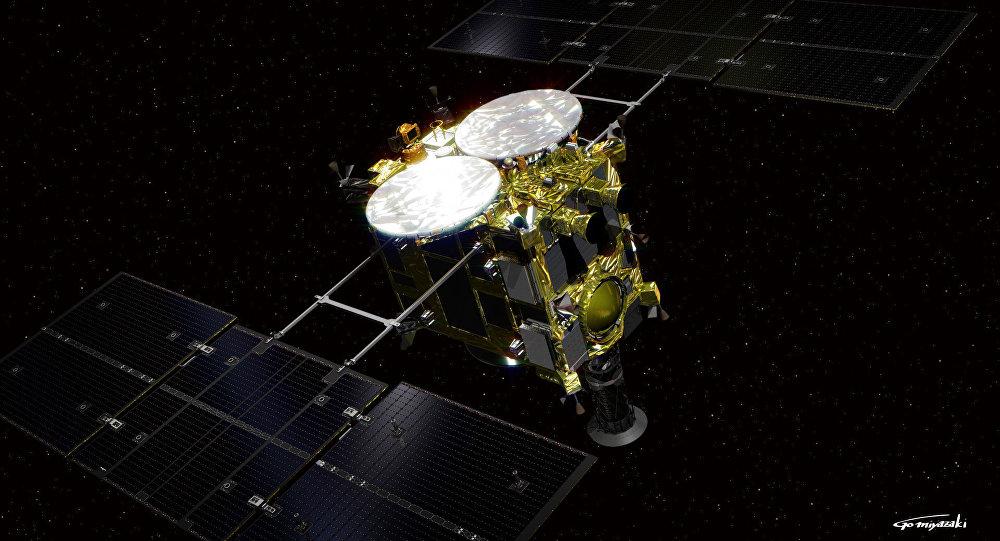 la sonde spatiale japonaise Hayabusa 2