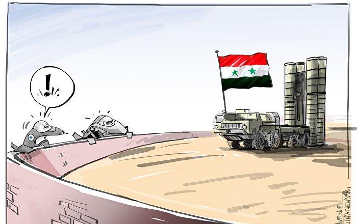 Россия передаст Сирии комплекс С-300 в течение двух недель