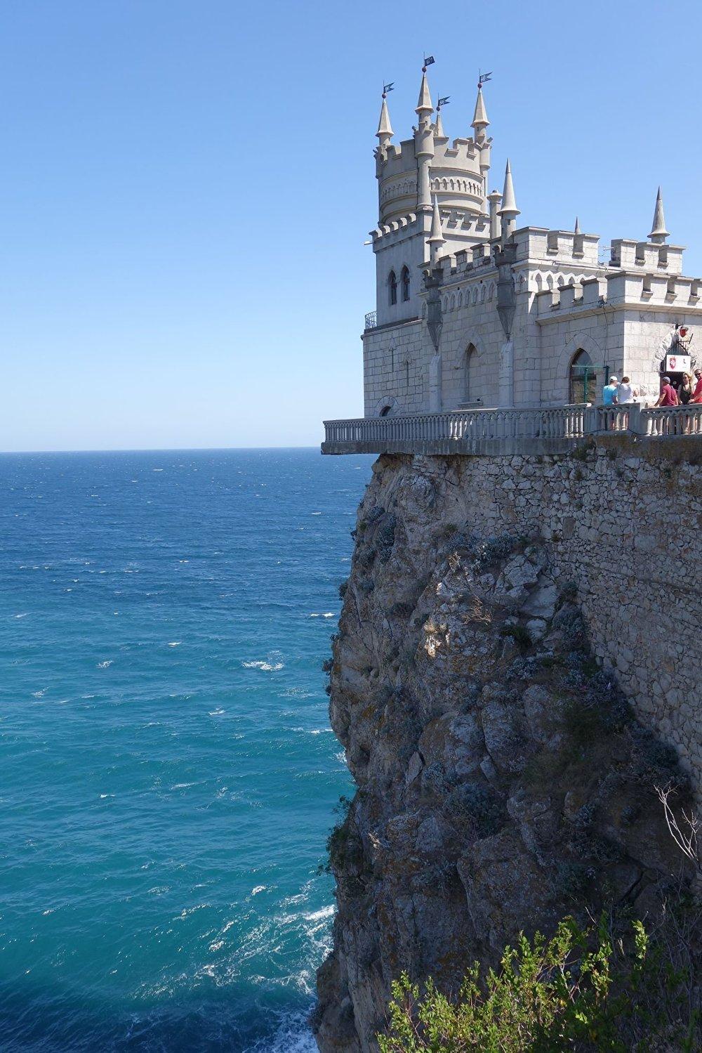Voyage de Florian et d'Aurélien en Crimée