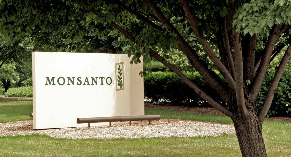 logo Monsanto Co.