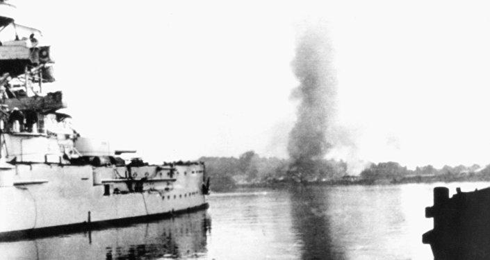 Navire Schleswig-Holstein